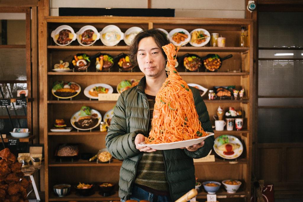 波佐見ポートレイト|食品サンプルの日本美術
