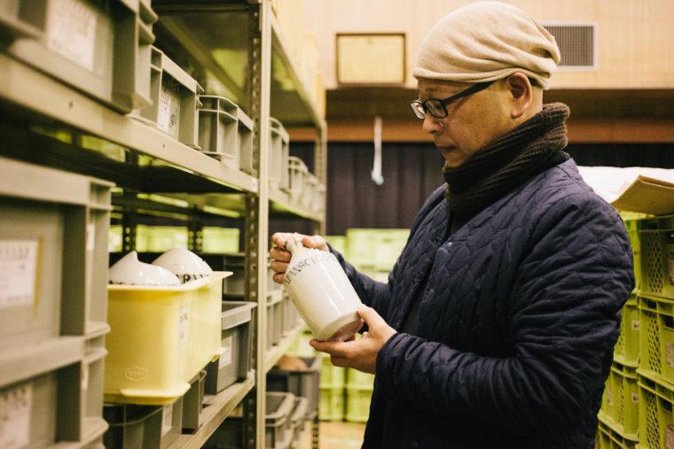 波佐見ポートレイト|波佐見町教育委員会 文化財保護係 学芸員|中野雄二さん