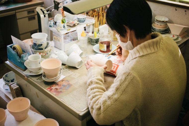 波佐見ポートレイト|陶房青・望月祐輔さん